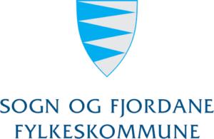 Sogn og Fjordane Fylkeskommune logo
