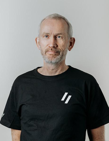 CFO Evoy Terje Grøneng