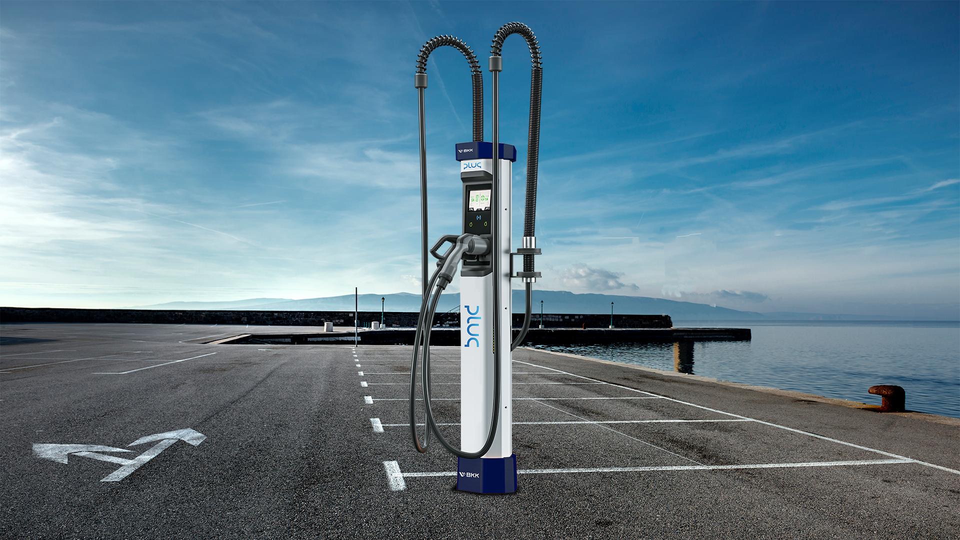 Image of the BKK Plug Boat Supercharger