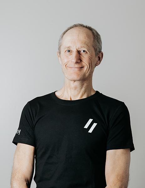 Evoy Customer Coordinator Trond Strømgren