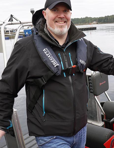 CEO Evoy Leif A. Stavøstrand
