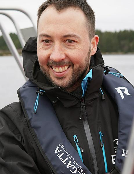 CCO Evoy Per Arne Meek