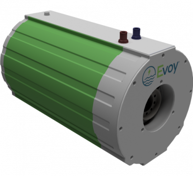 Image of Evoy electric inboard motor 400 hp